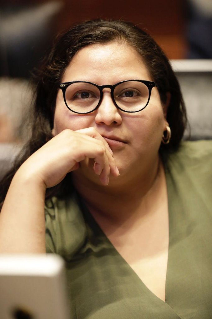 Senadora Citlalli Hernández Mora